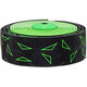 Supacaz Super Sticky Kush Handelbar Tape Star Fade green/black